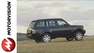 Range Rover TD V8 | SUV Test Drive