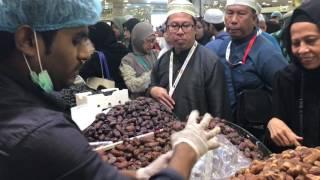 2017 Umrah Trip to Medina and Makkah