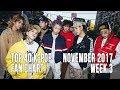 Top 40 K-Pop Songs Chart - November 2017 Week 3 Fan Chart