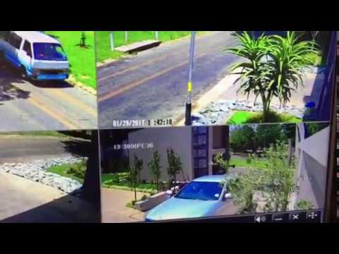 Attempted Hijacking In Bedfordview Motorist Shooting Back At Suspects
