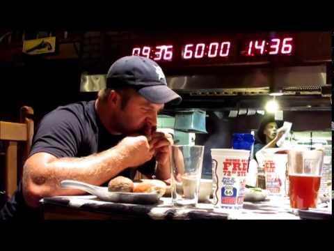 Big Texan Steak Challenge >> The 72 oz Steak challenge @ The Big Texan Steak Ranch in Amarillo - YouTube