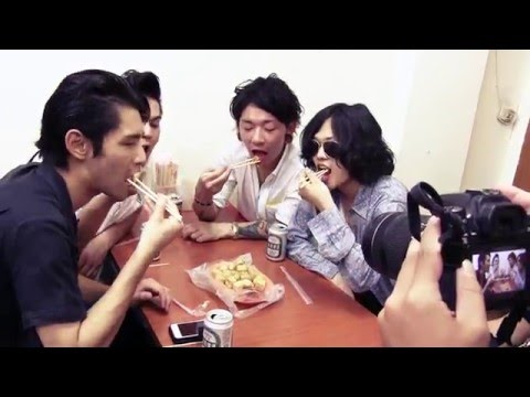 THE JIVES / Forget Me -SHOW MOVIE in TAIWAN 2015- Rock in Taichung