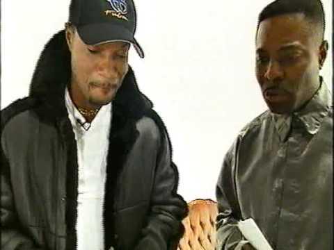 Interview de Koffi Olomide avec Rouf Mbutaganga en 2000 juste avant le Bercy