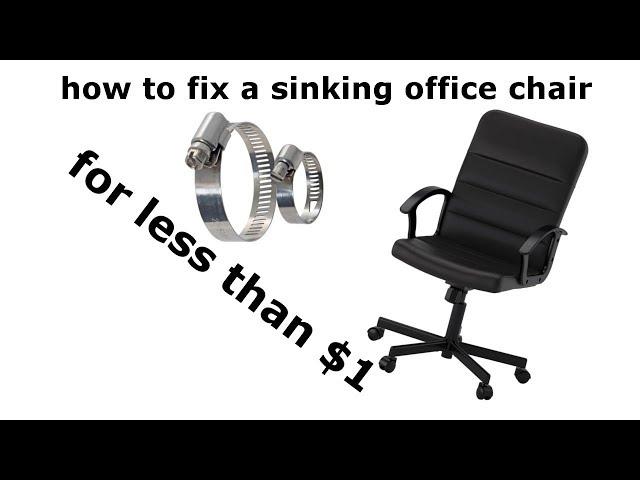 Wear and Tear On Your Office Chair   15+ Common Issues & How To Fix Them 1