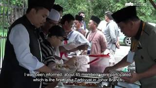 Tarbiyyati Jalsa held in Malaysia