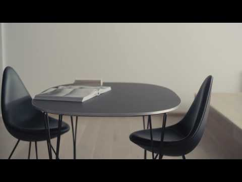 Table Series revitalised I Piet Hein, Bruno Mathsson & Arne Jacobsen