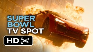 Furious 7 Official Super Bowl TV Spot (2015) - Paul Walker Movie HD