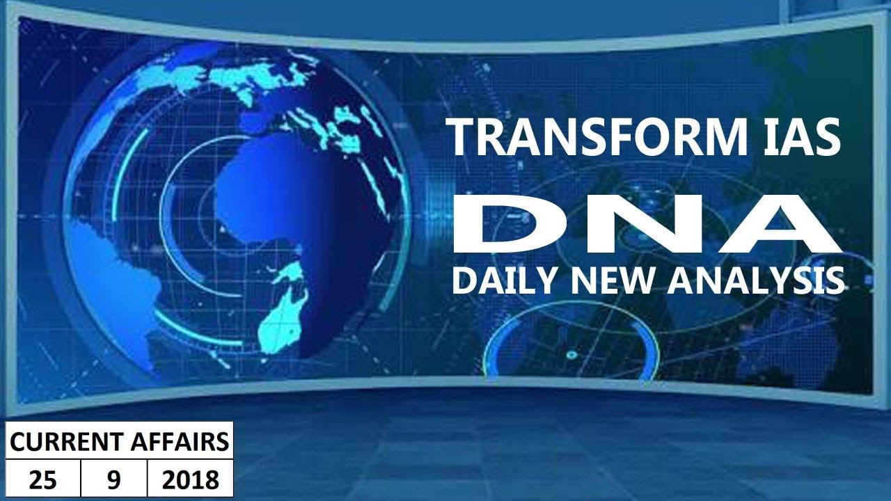 Transform IAS Academy | Daily Current Affairs