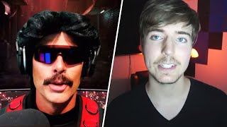 YouTuber Is Angry Over THIS... DrDisrespect, MrBeast, Shroud, Logan Paul, David Dobrik