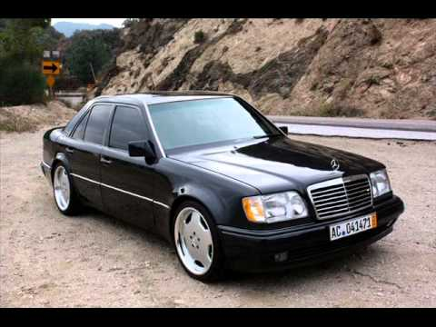 Black Baron W124 My Dream Wmv Youtube