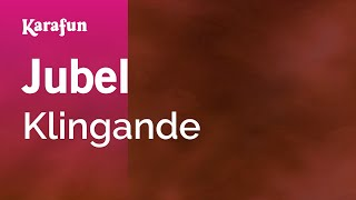 Karaoke Jubel - Klingande *