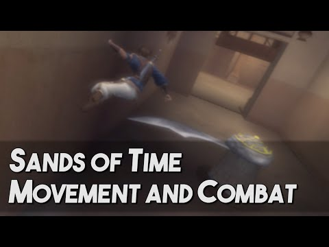 [Rogue Academy] Prince of Persia: The Sands of Time | Gameplay Overview |