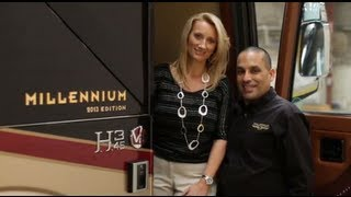 Welcome to Millennium Luxury Coaches