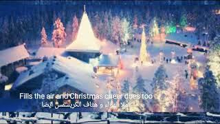 Sia - Santa's Coming For Us مترجم