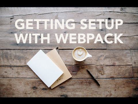 Building a progressive web application with React - Getting setup with Webpack - Part 1