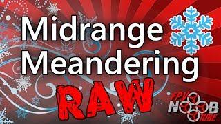 ❄️☃️ FPV Snow Rip RAW   Medium Range Meandering
