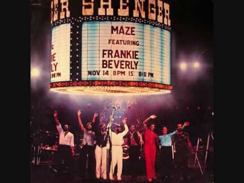 Before I Let Go - Maze Featuring Frankie Beverly (1981)