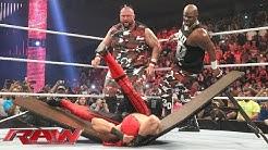 The Dudley Boyz vs. Los Matadores: Raw – 7. September 2015