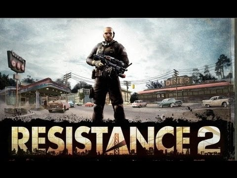 Resistance 2: Mission 2: San Francisco (Henry Stillman Radio Broadcast 1)