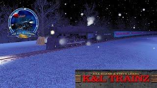 Trainz A New Era [ K&L Add-On ] - Polar Express (FreeWare)