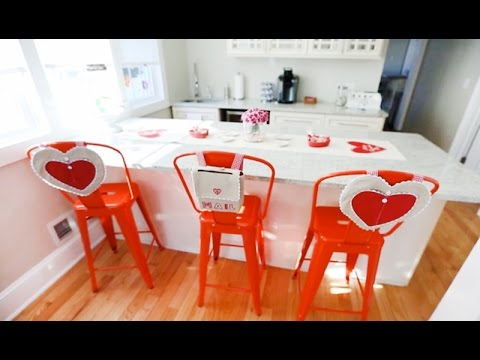 Valentine's Day Home Tour with Meaghan Murphy
