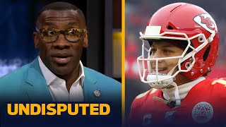 Mahomes will inspire other athletes to speak their minds on politics — Shannon | NFL | UNDISPUTED