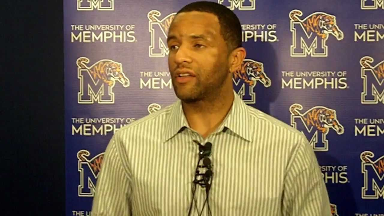 Damon Stoudamire Introduced as Tigers New Assistant Coach