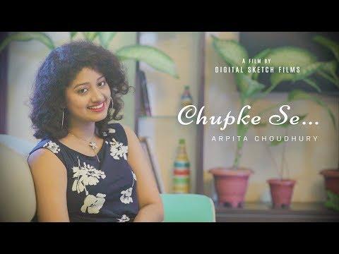 Chupke Se || Saathiya || A.R Rahman || Arpita Choudhury