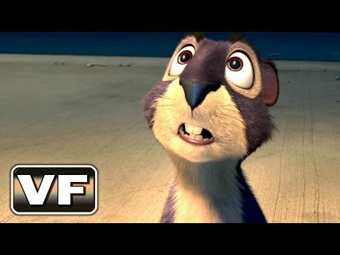 OPERATION CASSE NOISETTE Bande Annonce VF (2014) streaming vf