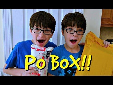 🔴 P.O. Box Come Hang With Us 🔴