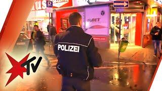 Drogenrazzia im Frankfurter Bahnhofsviertel – Die ganze Reportage | stern TV