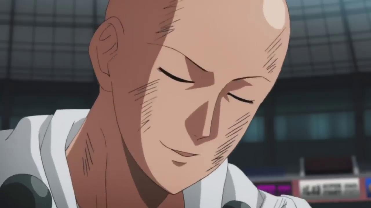 Saitama Surprising Everyone With His Strength Funny Anime ...