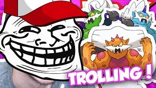 Pokemon Brick Bronze Trolling | FULL CLOUD GOD TEAM!! | Roblox