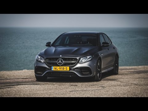 Mercedes-AMG E63 S 4MATIC+ review