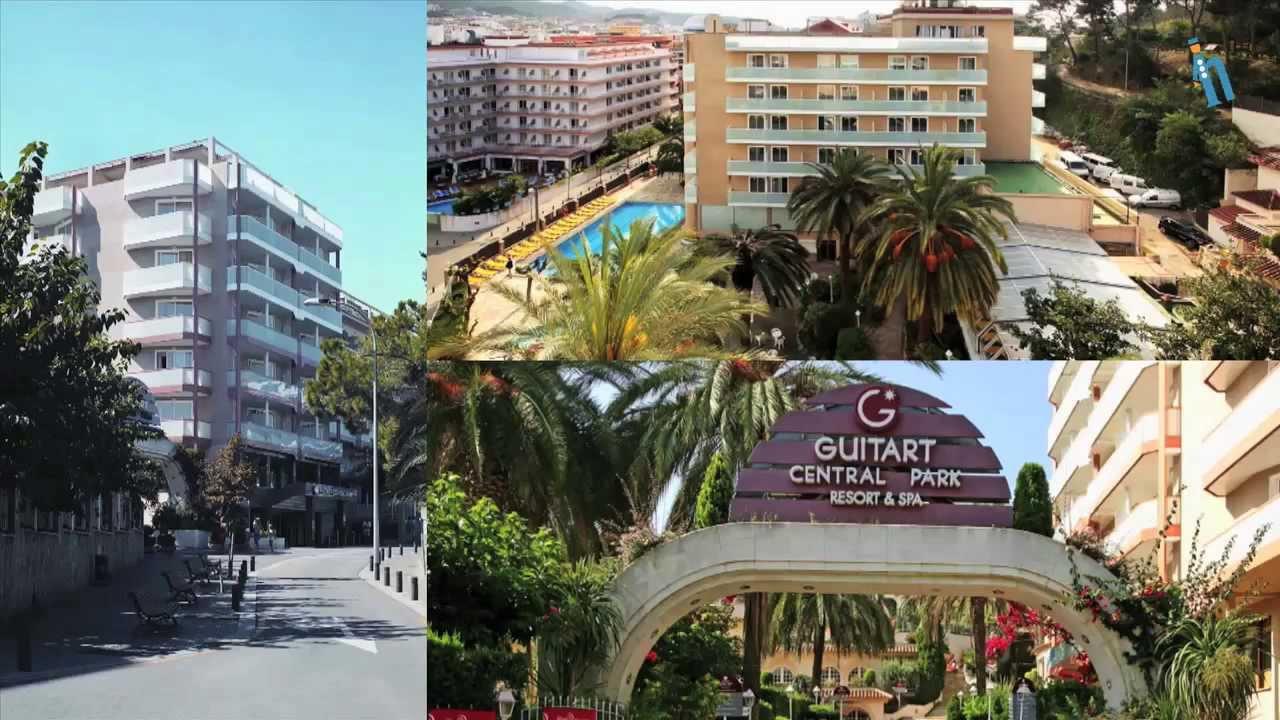 Hotel Guitart Gold Central Park Lloret De Mar