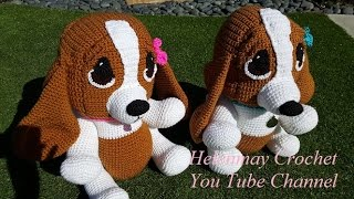 This video tutorial will show you how to make this adorable crochet...