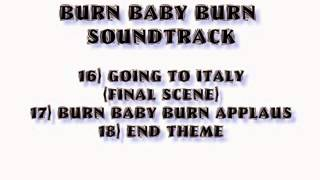 Burn baby burn soundtrack 16-18