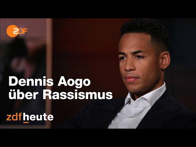 Dennis Aogo über Rassismus | Markus Lanz am 05.06.2020