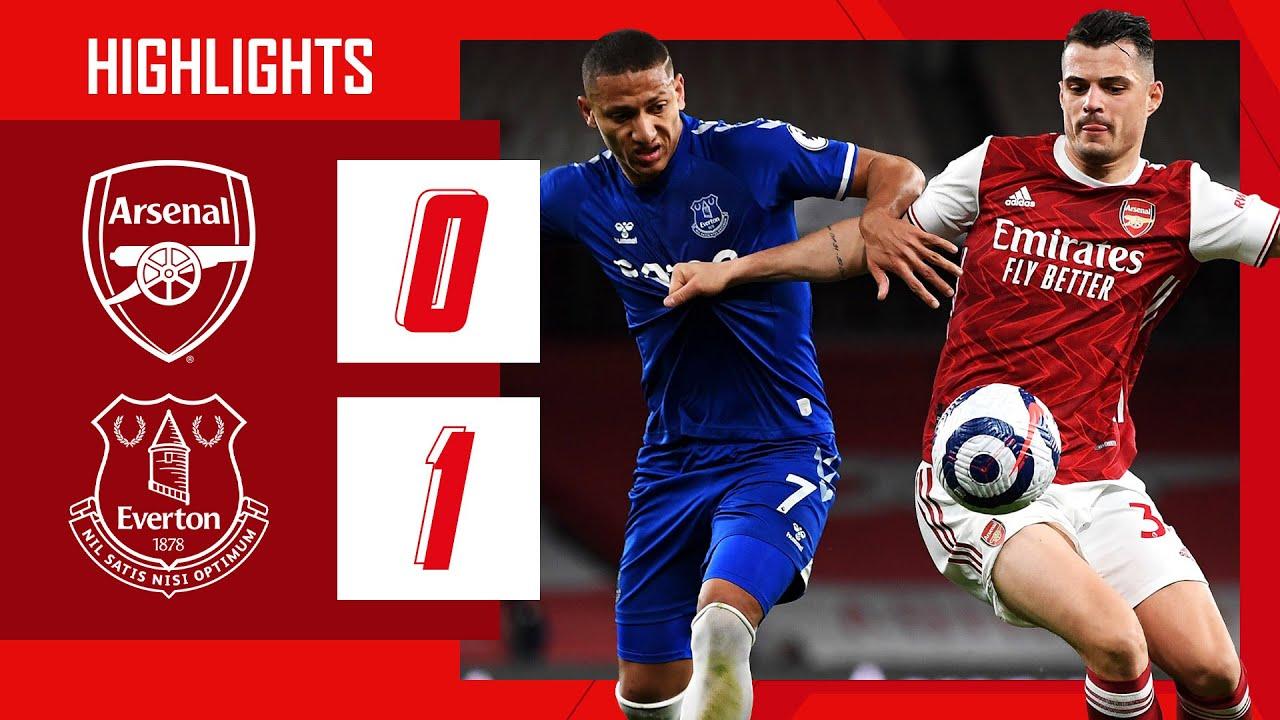 Download HIGHLIGHTS   Arsenal v Everton (0-1)   Premier League