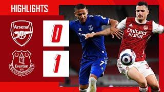 HIGHLIGHTS | Arsenal v Everton (0-1) | Premier League