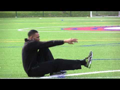 Run Faster - Jump Higher - One Leg Jump Squats - David Warren