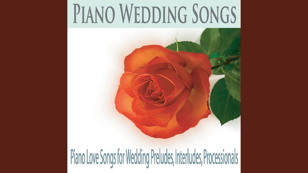 bachs cello suite solo piano wedding processional youtube