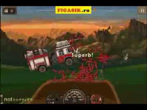 Игра давить зомби на машинах 2