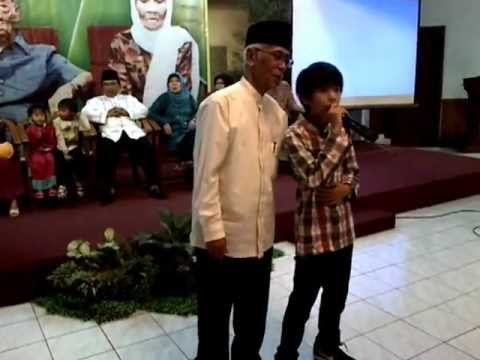 Iqbal CJR - laskar pelangi (cover version niji)