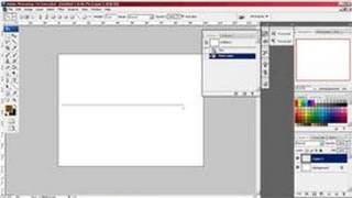 Photoshop Tutorials : How to Draw Straight Lines on Pictures in Photoshop