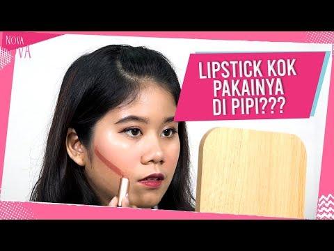 tutorial-contour-wajah-pakai-lipstik!