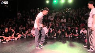 Hoan vs Firebac / Pop Side / Final Battle / Feel The Funk Vol.10 / Allthatstreet
