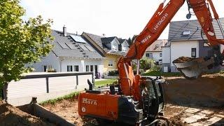 Hitachi ZX170W-5 wheeled excavator - the perfect choice