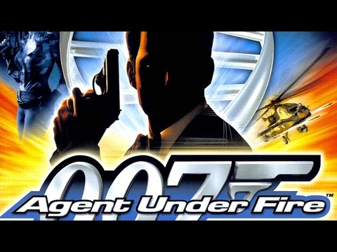 007 Agent Under Fire (Harbor) (HD) [PS2/Nintendo GameCube/Original XBOX] 2001