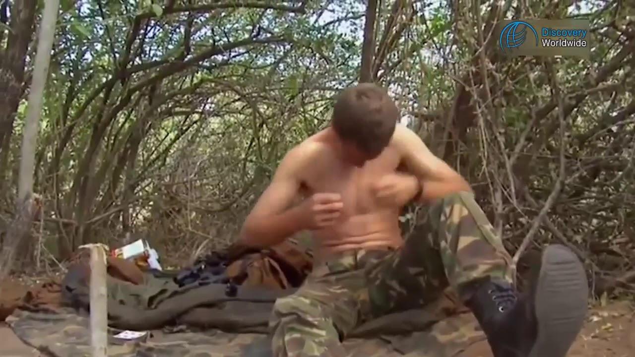 คู่หูสายลับตามล่าผู้ลักลอบล่าสัตว์ในป่าแอฟริกาใต้ ตอนหาที่แอบซุ่มจับผู้ลักลอบสร้างที่พัก HD